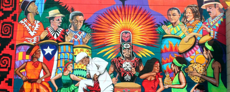 photo of Mural on 24th Street